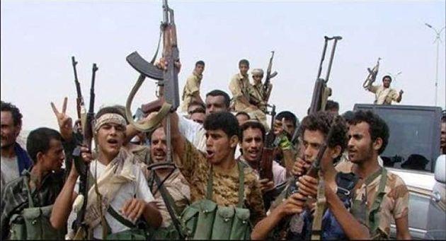اسارت نظامیان سعودی توسط نیروهای ارتش یمن
