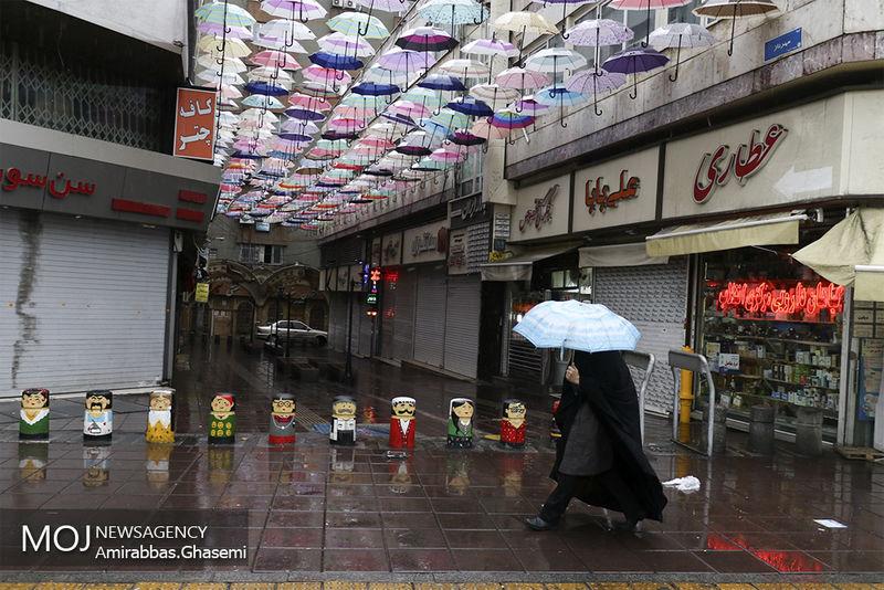پیش بینی وضعیت آب و هوای چند روز آینده / ورود سامانه بارشی جدید
