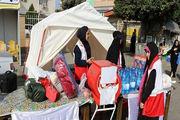 برپایی 30 ایستگاه هلال احمر اصفهان برای کمک های مردمی به مناطق سیل زده سیستان و بلوچستان