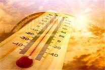 کاهش نسبی دمای خوزستان تا آخر هفته