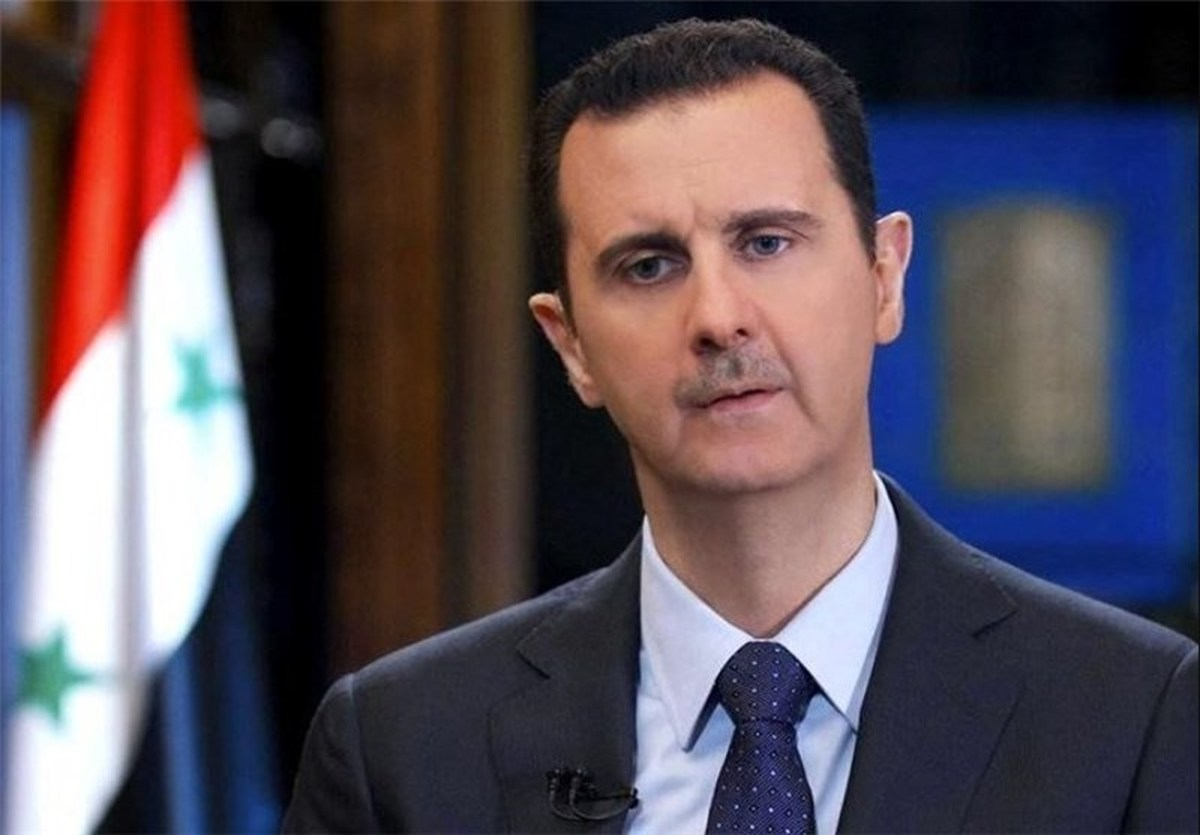 بشار اسد سوگند ریاستجمهوری یاد کرد