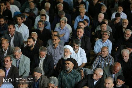 نماز جمعه تهران - ۲۰ مهر ۱۳۹۷