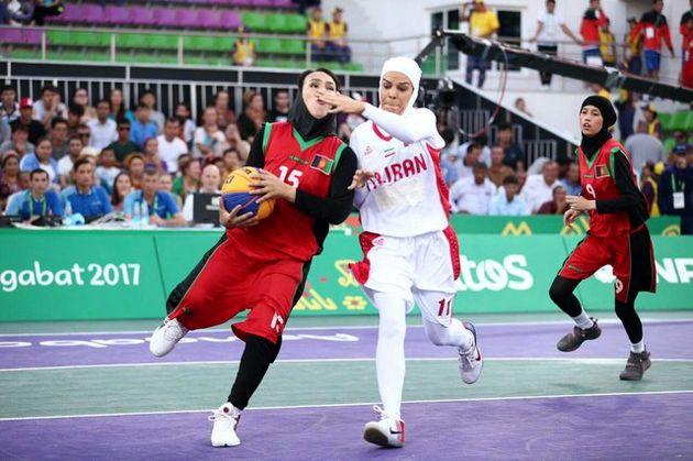 ترکیب تیم ملی بسکتبال سه نفره بانوان مشخص شد