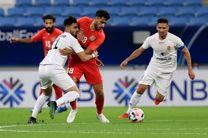 نتیجه بازی الاهلی امارات و شهر خودرو/ شانس صعود شهرخودرو کمرنگتر شد
