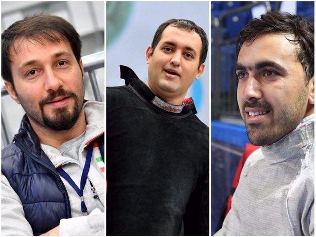 نتایج سابریستهای ایران در جایزه بزرگ مسکو
