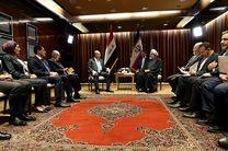 شتاب در توسعه مناسبات ایران و بغداد باید ادامه یابد