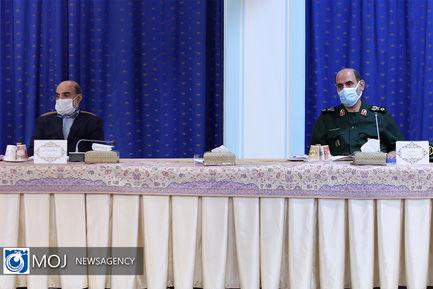 جلسه ستاد ملی مقابله با کرونا - ۲۰ شهریور ۱۴۰۰