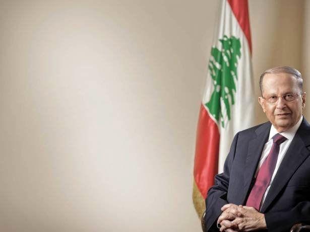 تبریک رئیسجمهور لبنان به روحانی