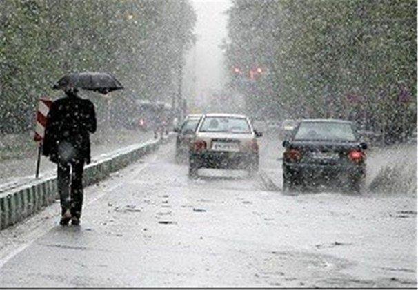 بارش 48 میلی متری باران در میناب/پیشبینی باران در میناب و سیریک