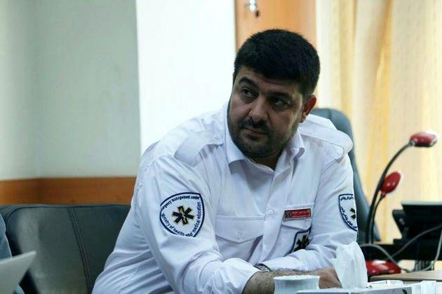 پیام تسلیت سرپرست سازمان اورژانس کشور در پی درگذشت تکنسین فوریتهای پزشکی یزد