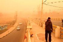 میهمان ناخوانده آذربایجان غربی/ توده گردو خاک به سمت آذربایجان در حرکت است
