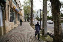 اجرای طرح فاصله گذاری  اجتماعی در شهرستان جاسک