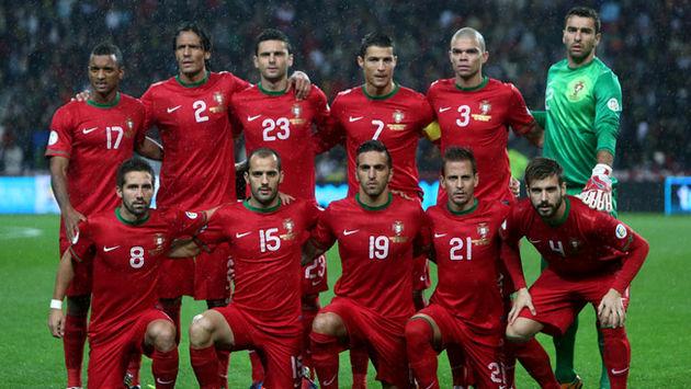 فهرست اولیه  تیم ملی فوتبال پرتغال برای جام جهانی ۲۰۱۸ روسیه