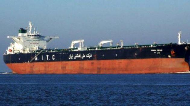 بزرگترین شناور کشتیرانی دریای خزر در کارخانه صدرا شمال، تعمیر شد