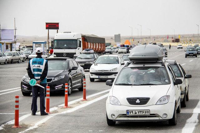 بازگشت موج نخست مسافران نوروزی از مازندران
