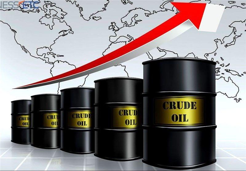 افزایش قیمت نفت برنت در مدت چهار سال