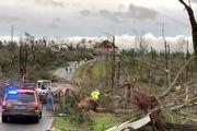 طوفان آلابامای آمریکا 22 قربانی گرفت