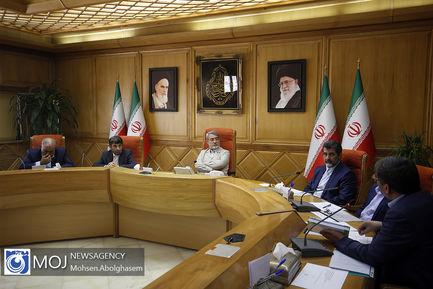 نشست کار گروه منطقه چهار با حضور وزیر کشور