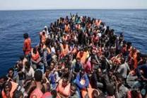 نجات 4400 مهاجر غیرقانونی در آب های مدیترانه