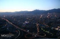 کیفیت هوای تهران در 21 شهریور 98 سالم است