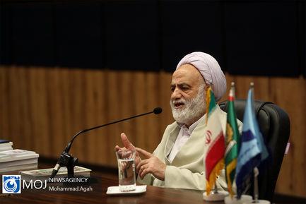 همایش سالیانه مدیران ارشد روحانی نیروهای مسلح