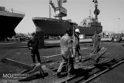 ما می توانیم - کشتی سازی ایرانی