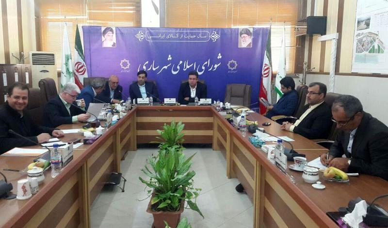 ابقا دوباره اعضا هیات رئیسه شورای شهر ساری