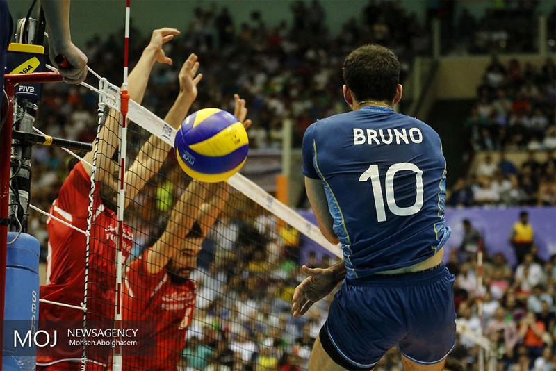 ساعت بازی والیبال ایران و آرژانتین اعلام شد