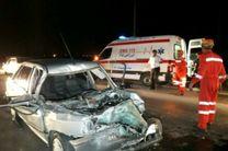 وقوع تصادف مرگبار در اتوبان کرج تهران