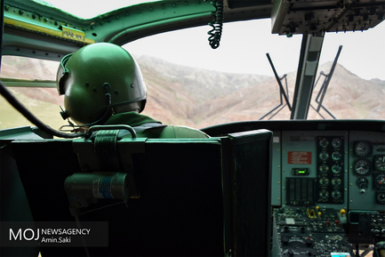 امداد رسانی به مناطق سیل زده استان لرستان