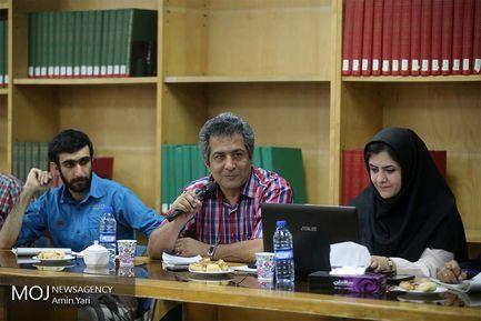 نشست خبری مدیرکل مرکز هنرهای تجسمی