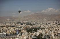 کیفیت هوای تهران در 12 خرداد 98 سالم است