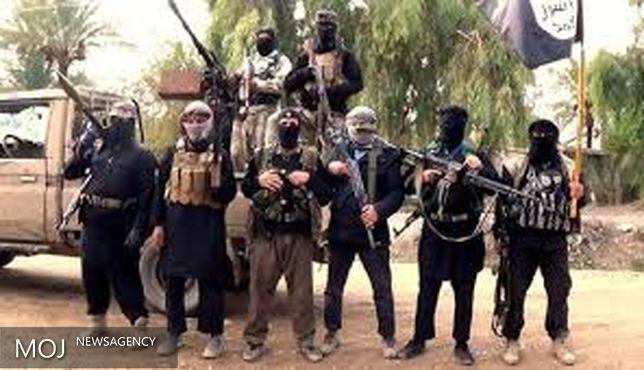 تروریست های داعش به جان هم افتادند