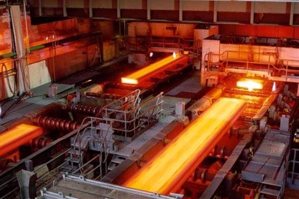 صادرات بیش از یک میلیون تن آهن اسفنجی و فولاد
