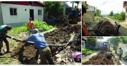 بهره برداری از  26 پروژه آبفای گیلان همزمان با هفته دولت