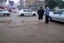 بارندگی نقطهای و شدید تا جمعه در استان گلستان ادامه دارد