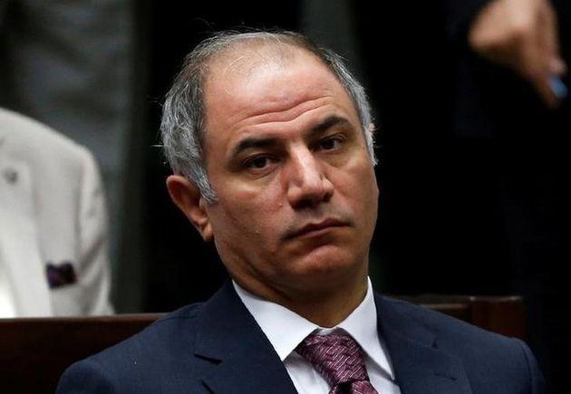 وزیر کشور ترکیه دقایقی پیش وارد تهران شد