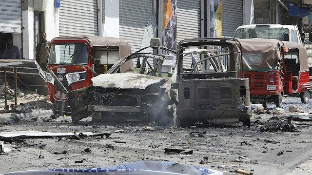 انفجار بمب در پایتخت سومالی، 3 کشته و 20 مجروح برجا گذاشت