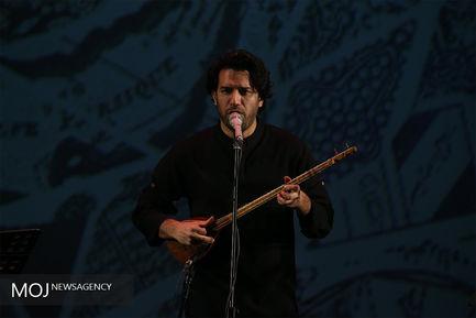 رونمایی از آلبوم موسیقی ایران من  با صدای همایون شجریان