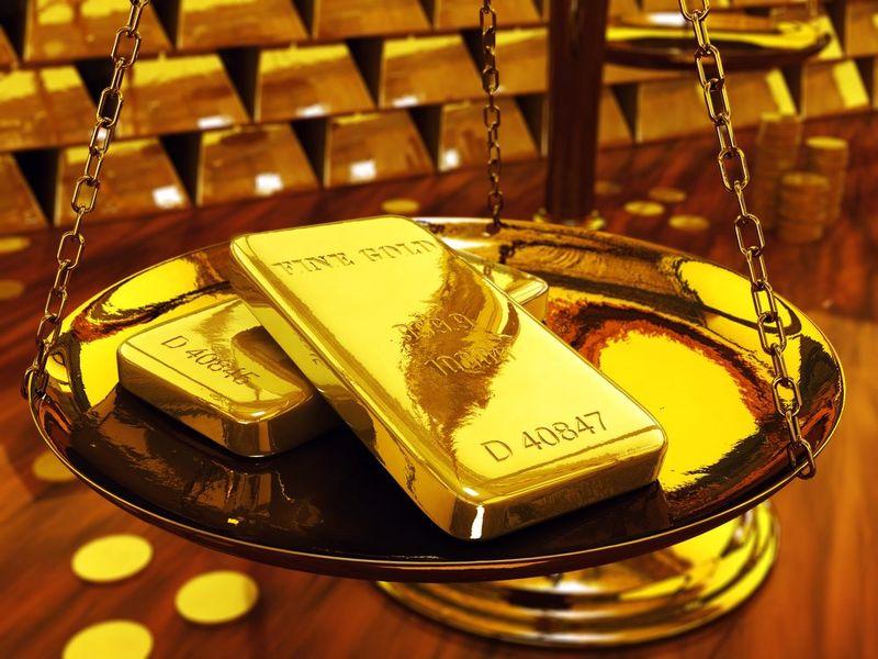 قیمت طلای جهانی به ۱۳۵۰.۶۰ دلار رسید