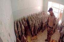 داعش در عراق توانست مهمات در حد استاندارد تولید کند