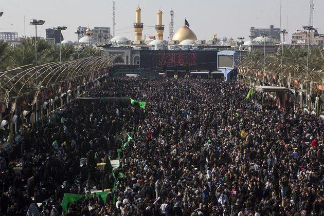 عملیات بزرگ راهنمای زائر اربعین حسینی در سال ۹۵ آغاز شد
