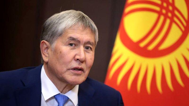 رئیسجمهور سابق قرقیزستان به زندان محکوم شد