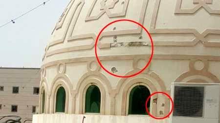 نظامیان عربستانی به یک مسجد در العوامیه شلیک کردند