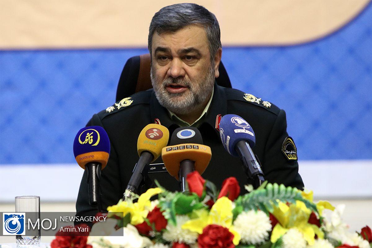 تعداد اراذل و اوباش در تهران کاهش یافته است