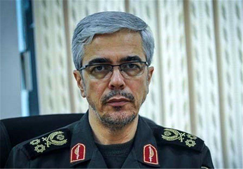 سرلشگر باقری عید فطر را به مقامات نظامی کشورهای مسلمان تبریک گفت