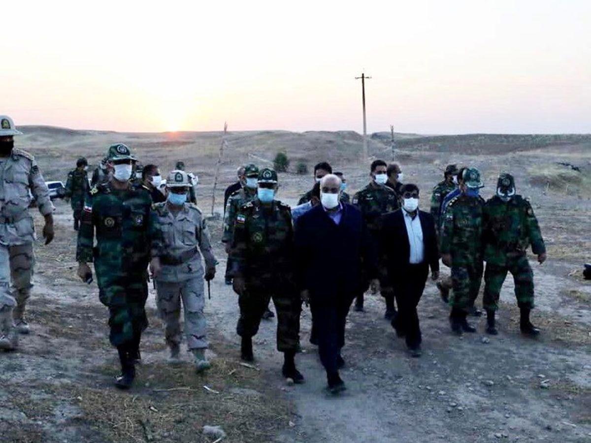 امنیت پایدار و آرامش ما مرهون ایثار و رشادت نیروهای مرزی است