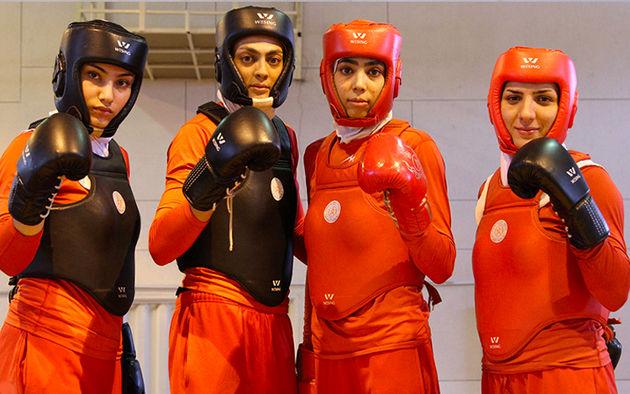 پایان تلاش تالوکاران در مسابقات ووشوی قهرمانی کشور