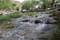 قدمت تفرجگاه غربال بیز مهریز مربوط به دوران اشکانیان است