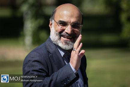 حاشیه جلسه هیات دولت - ۱۷ مهر ۱۳۹۸